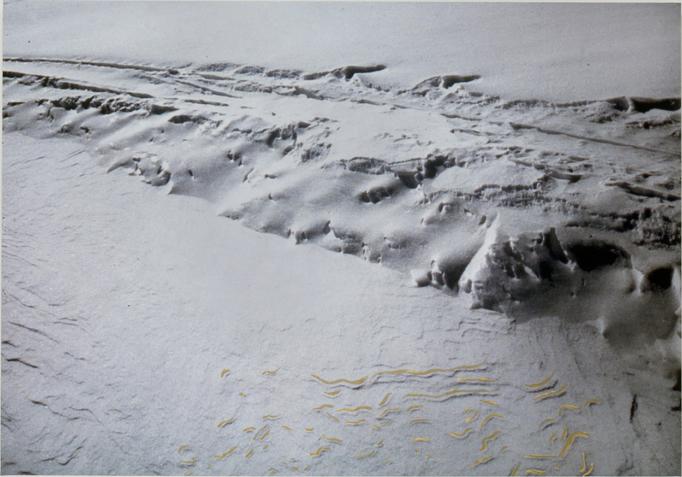 Solchi di neve